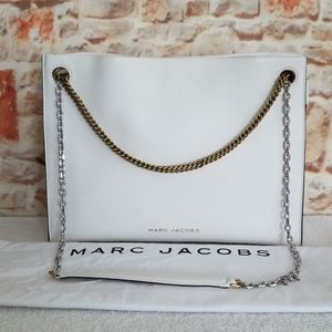 New Marc Jacobs Double Link 34 Shoulder Bag